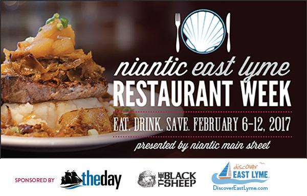 Niantic Restaurant Week